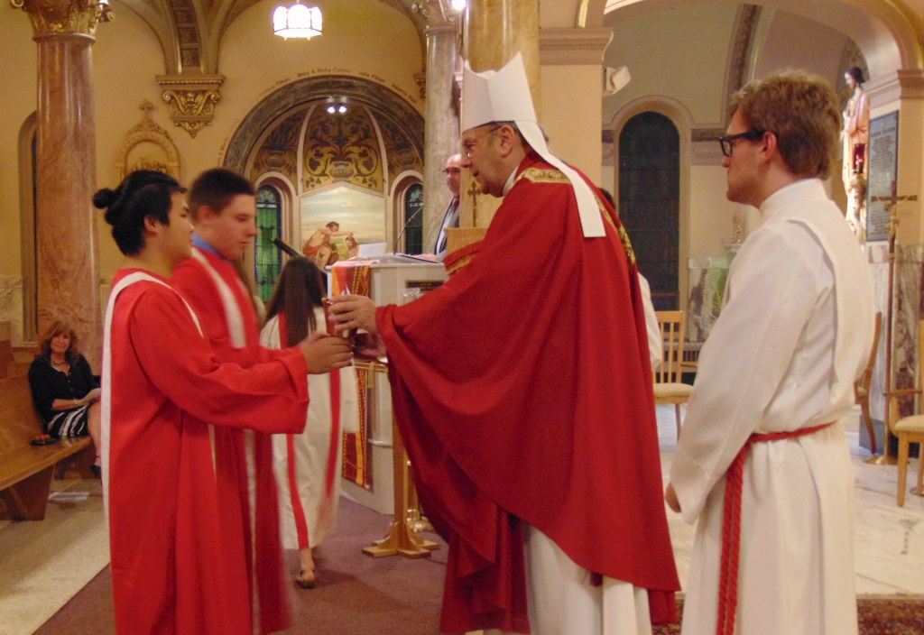 CONFIRMATION 2018 104