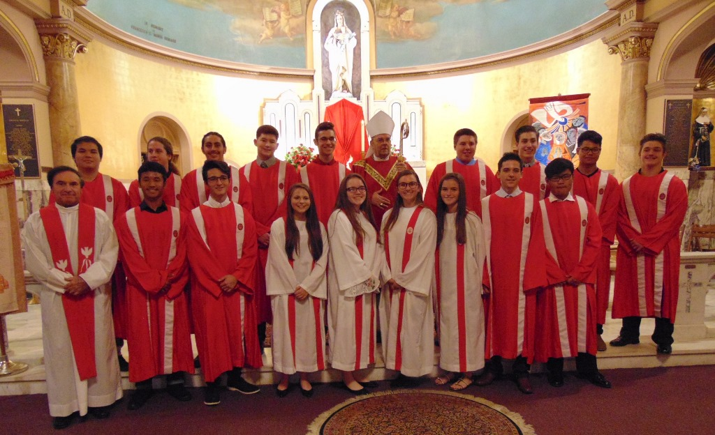 CONFIRMATION 2018 122