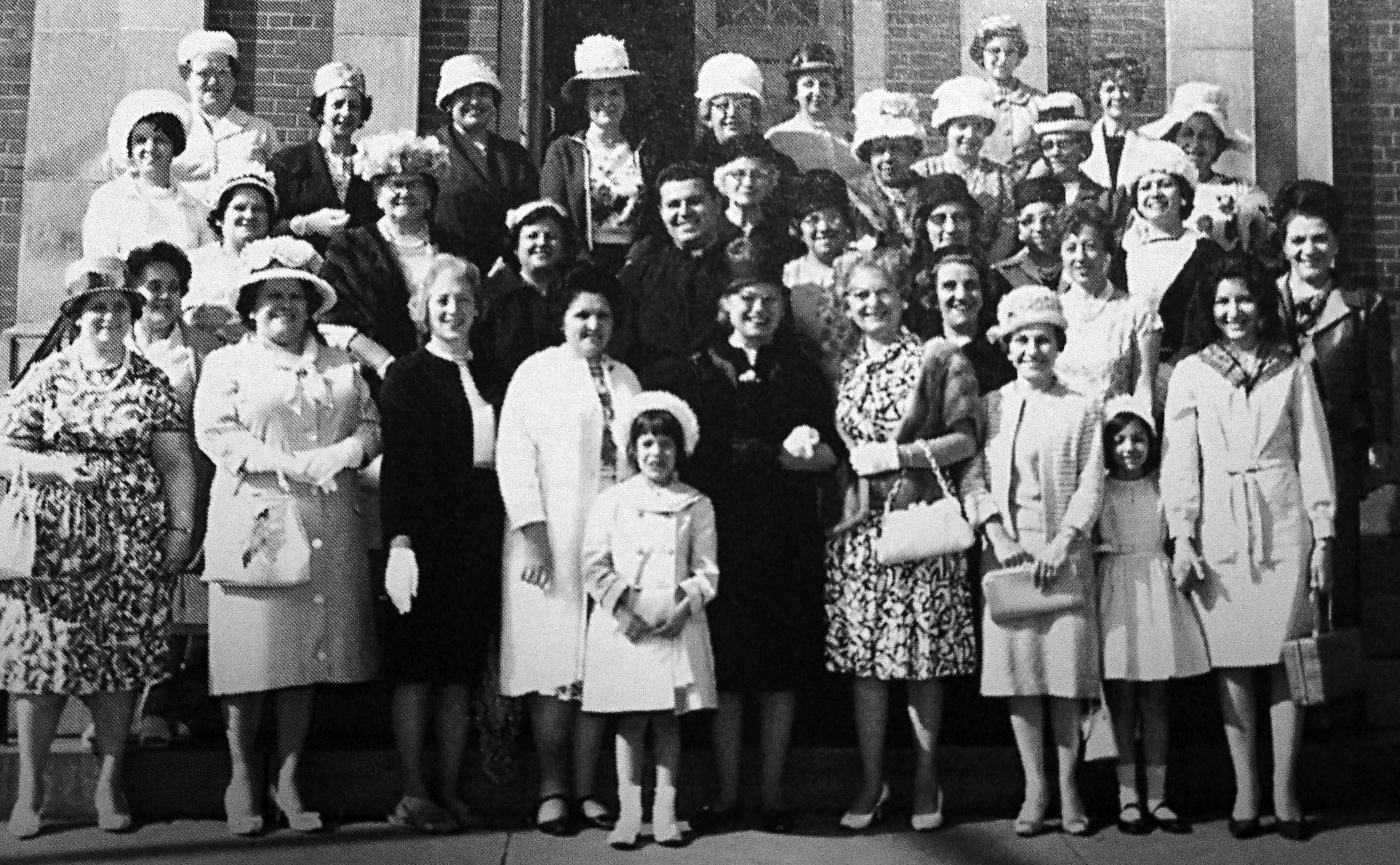ST. ANNE'S 1965