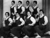 CHEERLEADERS-1954