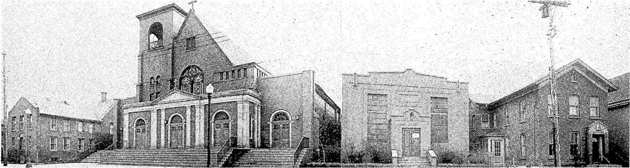 PARISH HISTORY – St  Mary of Mount Carmel / Blessed