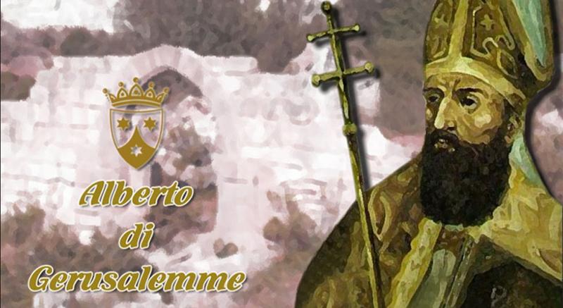 SEPT. 14: ST. ALBERT OF JERUSALEM – St. Mary of Mount Carmel / Blessed  Sacrament Parish
